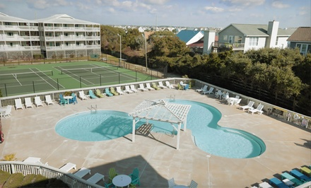 3- or 4-Night Stay for Four in a Villa at Peppertree Atlantic Beach in North Carolina. Combine Up to 8 Nights.