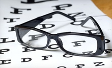 $35 for an Eye Exam and $165 Toward Designer Frames and Lenses at For Eyes Optical ($214 Value)