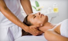 One or Three Massages with Aromatherapy or Facials with Peels at Sacred Rhythms Wellness Center (Up to 61% Off)