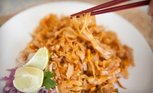 Thai Cuisine at Purple Orchid Cafe & World Grocery (Half Off). Two Options Available.
