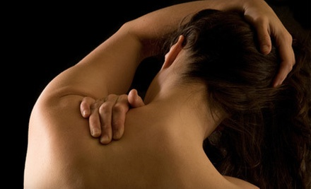 One or Two 60-Minute Massages with a Chiropractic Health Assessments at HealthSource Chiropractic (Up to 62% Off)