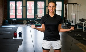 One Month Of Twice-weekly Or Unlimited Crossfit Classes At Crossfit Harbor East (up To 75% Off)