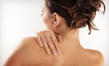 60- or 90-Minute Deep-Tissue Massage at The Head, Neck and Back Pain Center (Up to 61% Off)