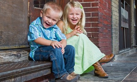 $69 for On-Location Photo Package from Bruce Covill Photography ($415 Value)