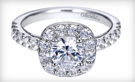 $50 for $100 Gift Certificate for Jewelry, Sizing, or Cleaning at Goldsmith Jewelry Shoppe