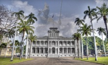 $20 for a Guided Honolulu Walking Tour for Two from Ohana Walking Tours ($40 Value)