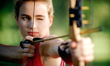 One-Hour Archery Lesson for Two at Art of Archery (a $50 Value)