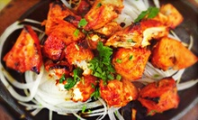 Indian Food for Two or Four or More at Apna Spice Restaurant (52% Off)