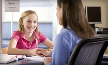 Tutoring Package with Assessment and Four Sessions, or Online ACT Prep Course at Sylvan Learning Center (Up to 77% Off)