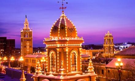 One-Hour BYOB Holiday Lights Limo Tour from Crown Limo Kansas (54% Off)