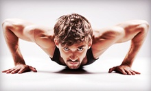 5 or 10 Group Circuit-Training Fitness Classes at Just For You Personal Training (Up to 80% Off)