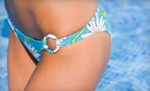One or Three Brazilian Waxes at Azure Skin Care: Spa + Medical (Up to 63% Off)