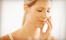 One or Three Fraxel Laser Skin-Resurfacing Treatments for the Face at Vitalize MD (Up to 53% Off)