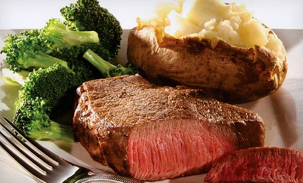 $25 for $50 Worth of Upscale Bistro Dinner Cuisine at The Cascade Lodge