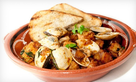 Brazilian and Portuguese Cuisine for Dinner, Lunch, or Brunch at Pipa Restaurant + Bar (Half Off)