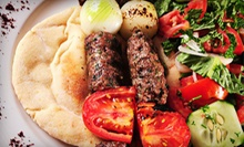 $15 for $30 Worth of Mediterranean Cuisine at La Pita Fresh