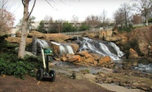 $65 for a Two-Hour Segway Tour for Two from Greenville Glides ($130 Value)
