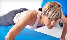21 Days or 6 Weeks of Unlimited Boot-Camp Sessions at Fit Body Boot Camp (Up to US$370 Value)