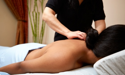 70-Minute Individual or Couples Reflexology Package at Relax Massage!! (Up to 57% Off)