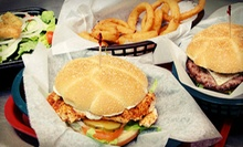$10 for $20 Worth of American Food and Drinks at Big City Grill, Co.