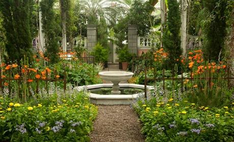 The new york botanical garden the new york botanical garden groupon for Bronx botanical garden free admission
