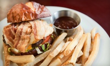$15 for $30 Worth of Lunch for Two at The Sin Bin Sports Grill