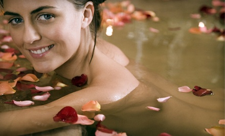 Spa Package for One or Two with Hydrotherapy Bath and Facial or Body Scrub at Kelly Ann's Day Spa (Up to 56% Off)