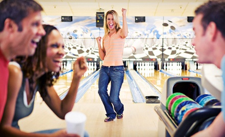 Bowling at Homestead Lanes (Up to 52% Off). Two Options Available.