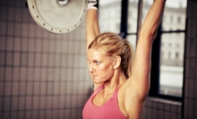 5 or 20 Strength-Training Classes, or 10 Classes with Optional 60-Minute Massage at Epic (Up to 85% Off)