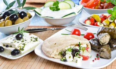 One-Day Festival Admission for Two or Four with Greek Food at the Miami Greek Festival on November 14-16 (50% Off)