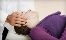 Chiropractic Evaluation, Spinal X-rays, Two Adjustments, and Massage Package at The Chiropractic Source (80% Off)