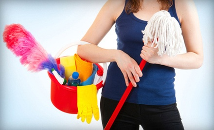 Housecleaning Package from The Cleanaholics (Up to 56% Off). Three Options Available.