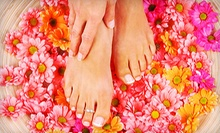 $39 for a Classic Mani-Pedi with Paraffin Dip and Exfoliating Foot Mask at Charisma & Associates Hair Salon ($85 Value)