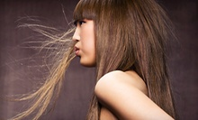 Haircut and Awapuhi Conditioning with Options for Partial or Full Highlights at Lady Godiva Hair Studio (Up to 55% Off)