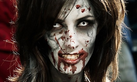 Ultimate Zombie Walk and Concert with DJ Pauly D on Saturday, October 25, at 6 p.m. (Up to 49% Off)