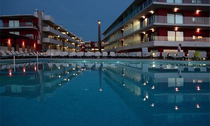 Água Hotels Riverside 4* — Lagoa: 1 ou 2 noites para dois com meia pensão, welcome drink e spa desde 79€