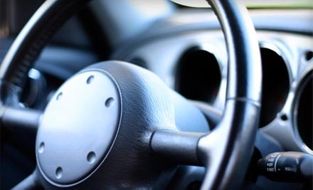 Interior or Exterior Detail, or One or Two Full Auto Details at Midwest Auto Consultants (Up to 75% Off)