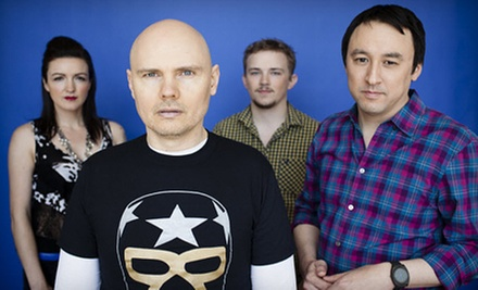 $17 to See The Smashing Pumpkins at Time Warner Cable Uptown Amphitheatre on May 8 at 7:30 p.m. (Up to $34 Value)