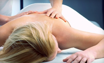 30- or 60-Minute Massage with Exam, Consultation, and Up to Three X-rays at Back to Health in Hilliard (Up to 89% Off)