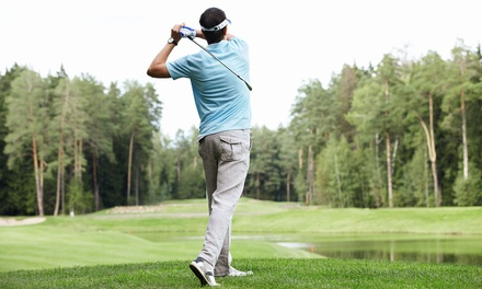 18-Hole Round of Golf Including Cart Rental at Westwoods Golf Course (Up to 51% Off). Three Options Available.