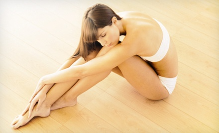 Eyebrow-Shaping, Underarm, or Brazilian Wax at Qi Spa (Up to 53% Off)