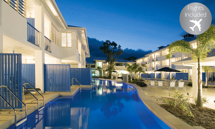 Port Douglas: 5 Nights + Flights 0