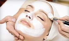 One or Three Deluxe Spa Facials with Tea at Mauldin Massage & Day Spa (Up to 55% Off)