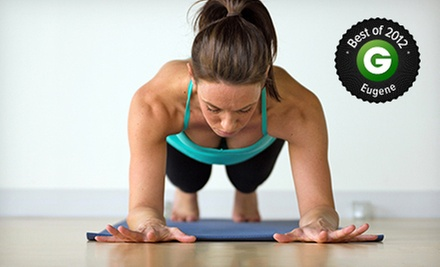 10 or 20 Yoga Classes at Hard Core Yoga (Up to 66% Off)