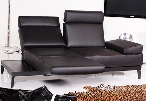 M bel kasper deal des tages groupon for Ledersofas outlet