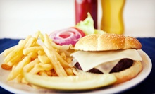 Casual Food and Drinks for Two or Four at Brick City Cafe (Up to 54% Off