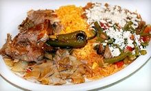 $10 for $20 Worth of Mexican Cuisine at Carnitas Guanajuato