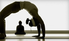 $25 for Three Hot-Yoga Classes at Hot 8 Yoga ($75 Value)