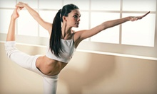 10 or 20 Yoga Classes at Thornton Park Yoga (Up to 73% Off) 