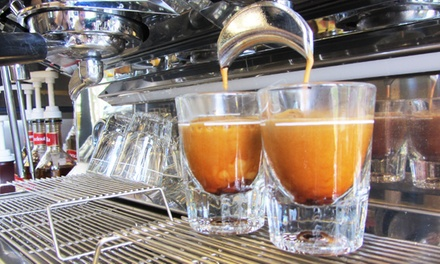 $11 for $20 Worth of Coffee and Food at Highmark Espresso